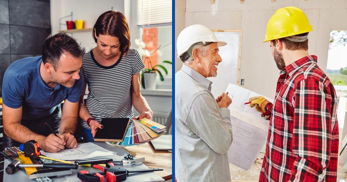 Rénovation : tout faire soi-même ou engager un entrepreneur?