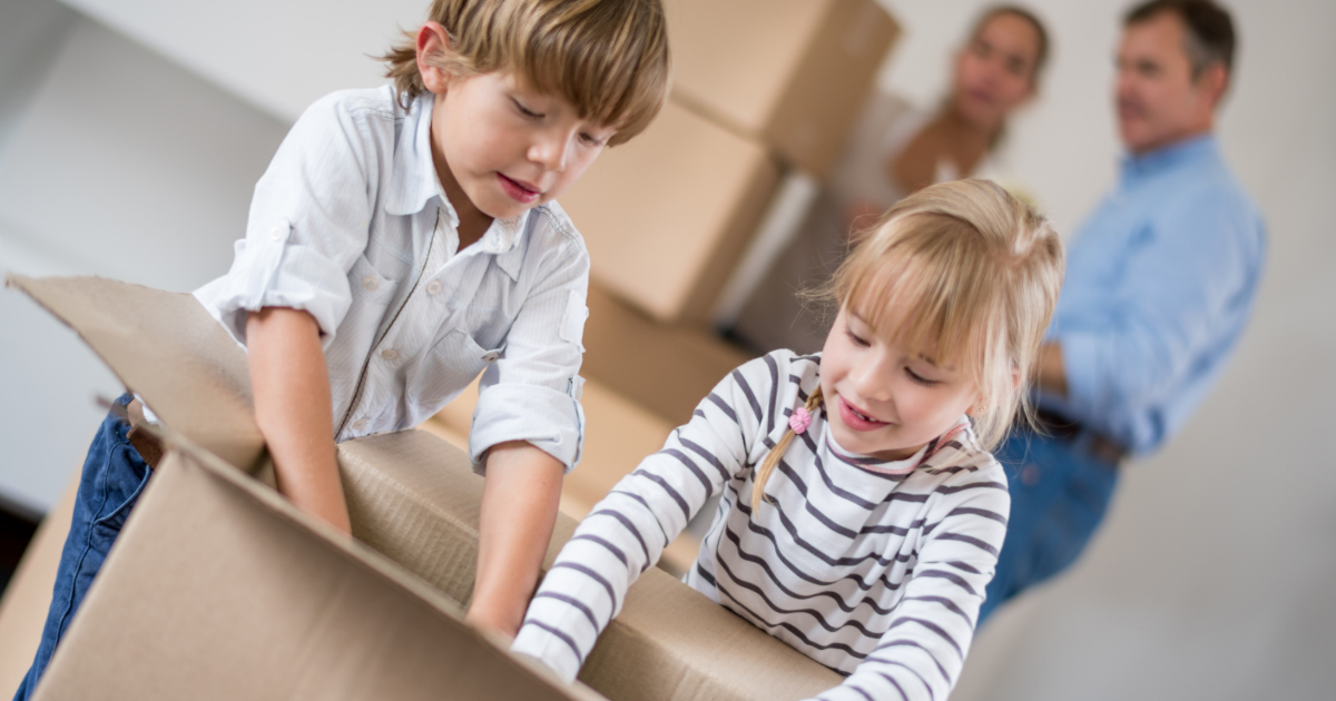 4 questions que se posent les enfants par rapport au déménagement